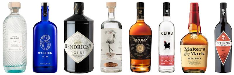 Onze dranken selecteren we in samenwerking met de drankspecialisten van  Bart's Bottles  en de wijnspecialisten van  Karakter Wijnimport .