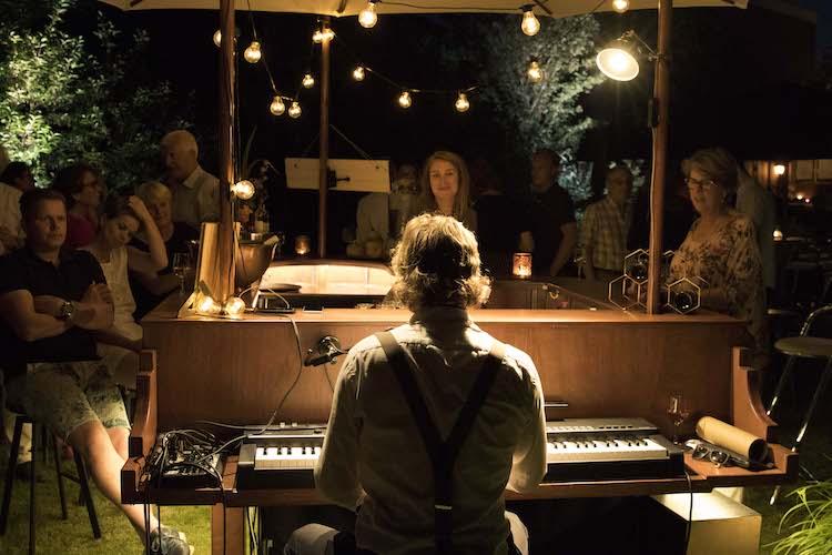 The Piano Bar - Bar op locatie - Muziek en Drank