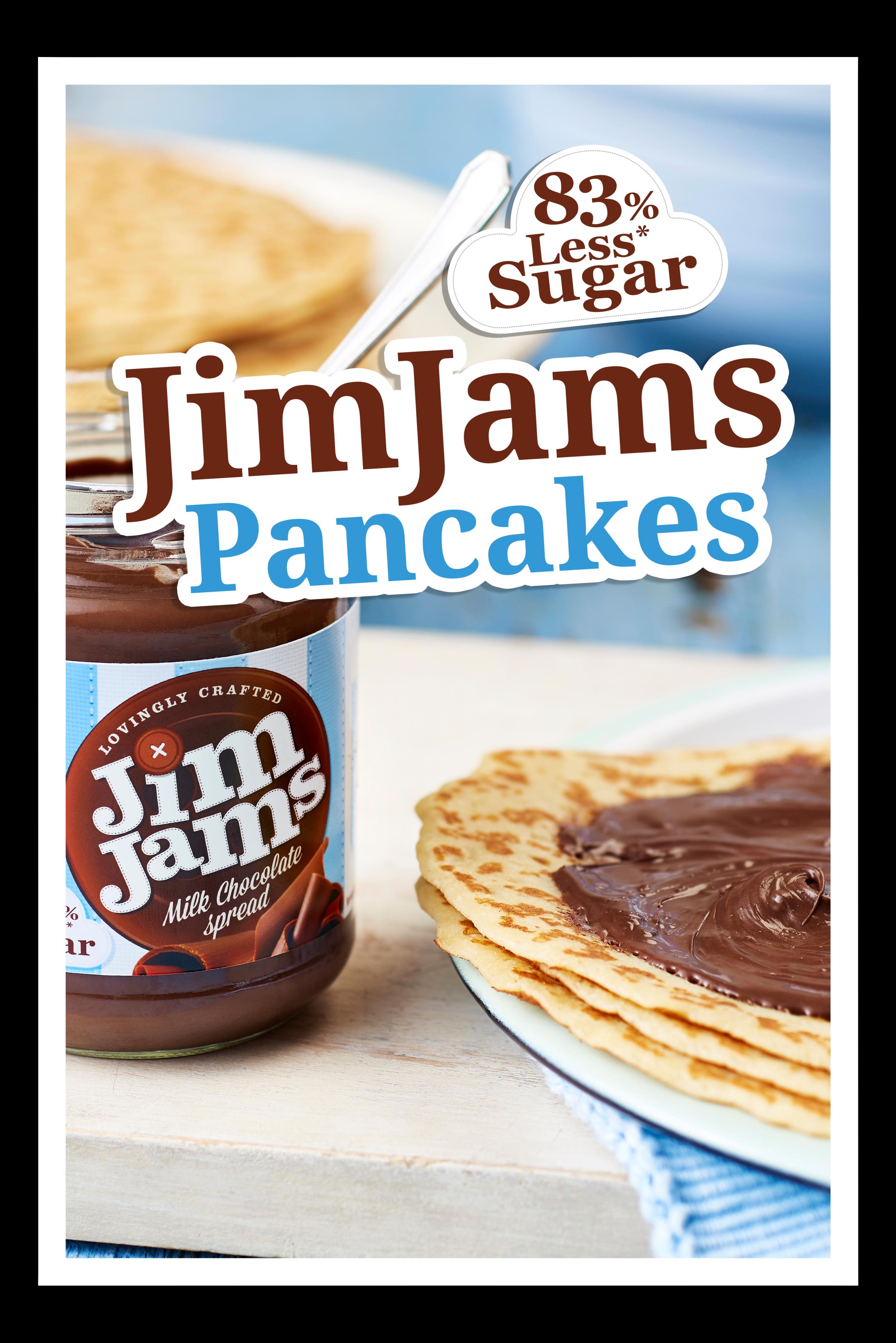 JimJams Pancakes