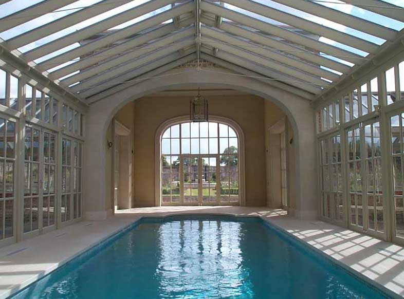 Country House & Pool Hampshire -