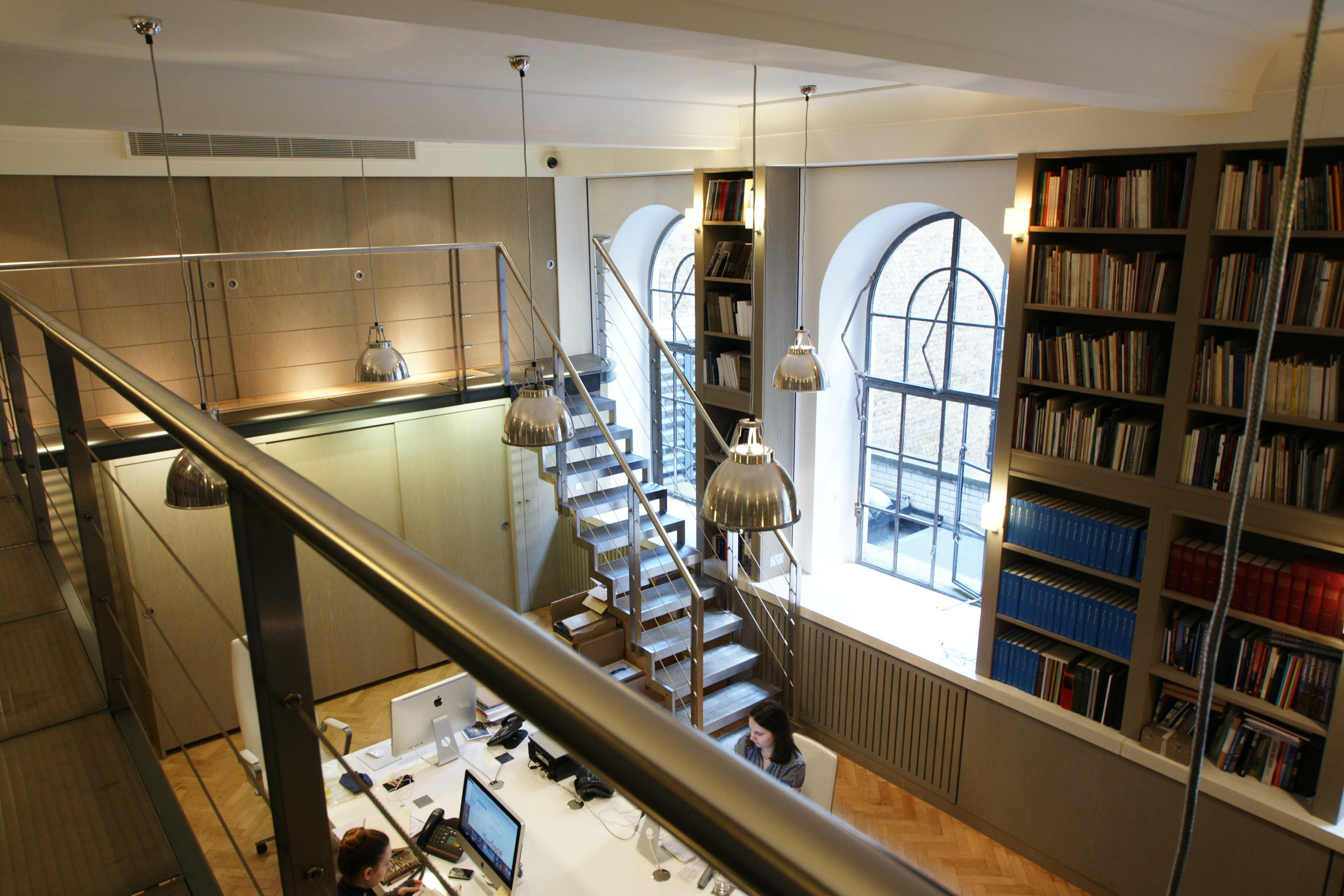 Art Gallery and Office -