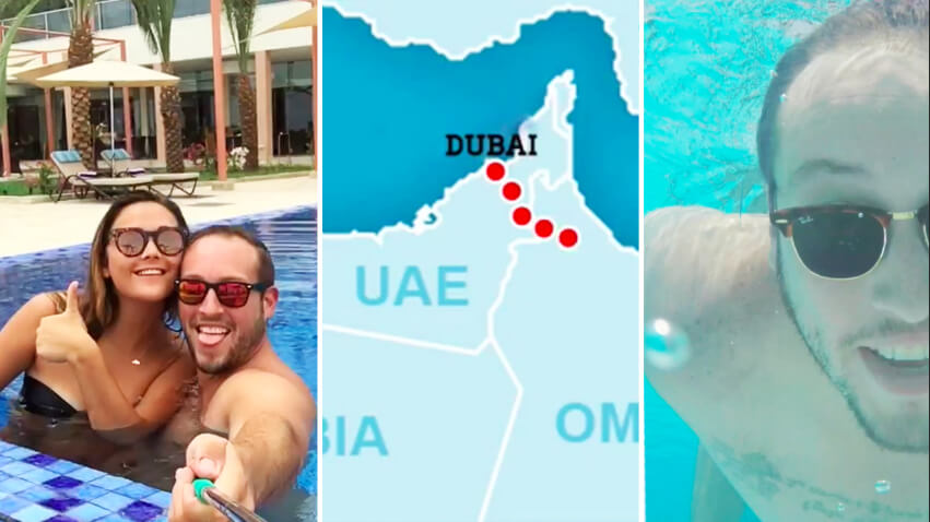 [VIDEO] The 5 Best Weekend Road Trips from Dubai
