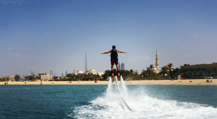 8 DUBAI WATERSPORTS TO TRY THIS WINTER