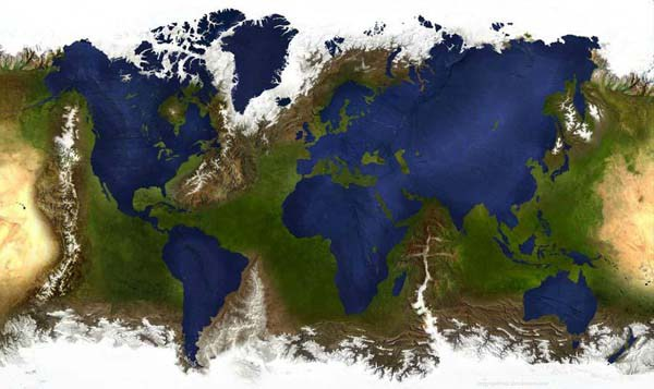 12 Crazy World Maps That Will Blow Your Mind