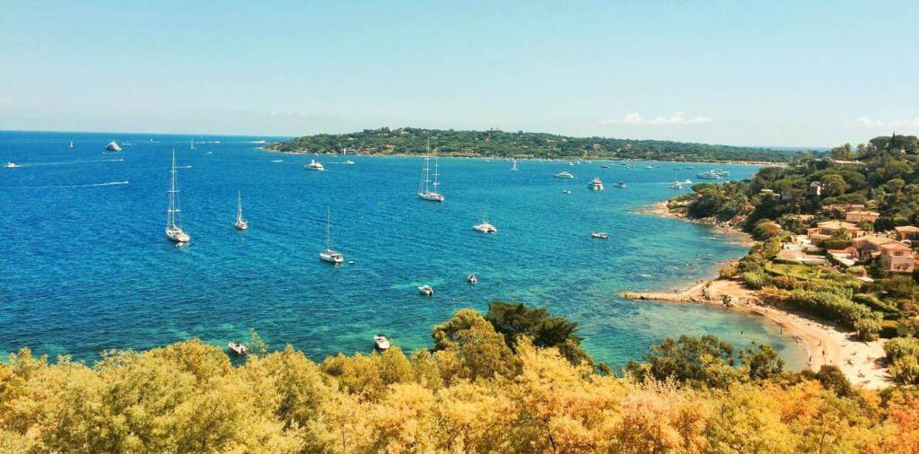 Ultimate Guide to Visit Saint Tropez like a Local - View from the Citadelle de Saint Tropez