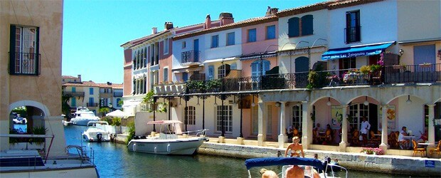 Ultimate Guide to Visit Saint Tropez like a Local - Port Grimaud