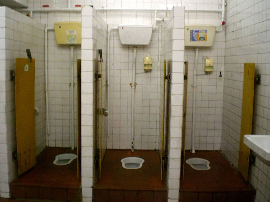 Ohh Shit: Bathroom Etiquette Around The World