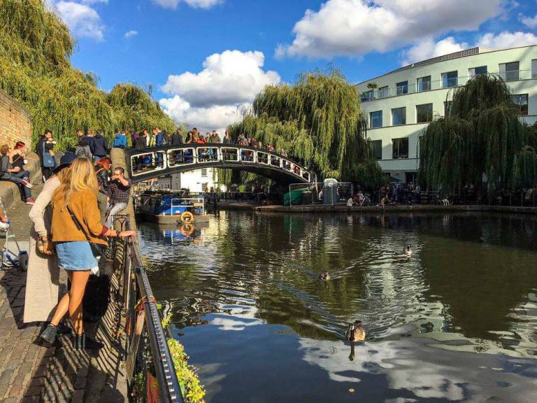 48 Hours in London: Sunshine, Museums and Festivals