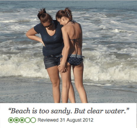 The Most Hilarious Trip Advisor Reviews - in Photos