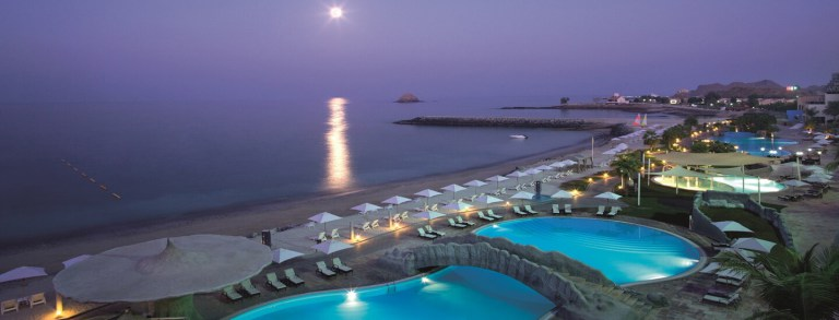 Hotel Review: Radisson Blu Resort Fujairah