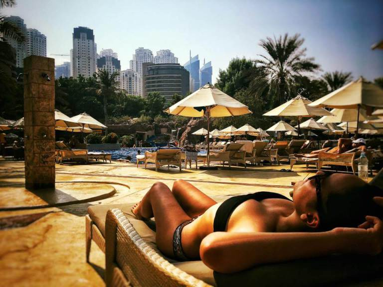 Get exclusive access to the best beach clubs in the UAE