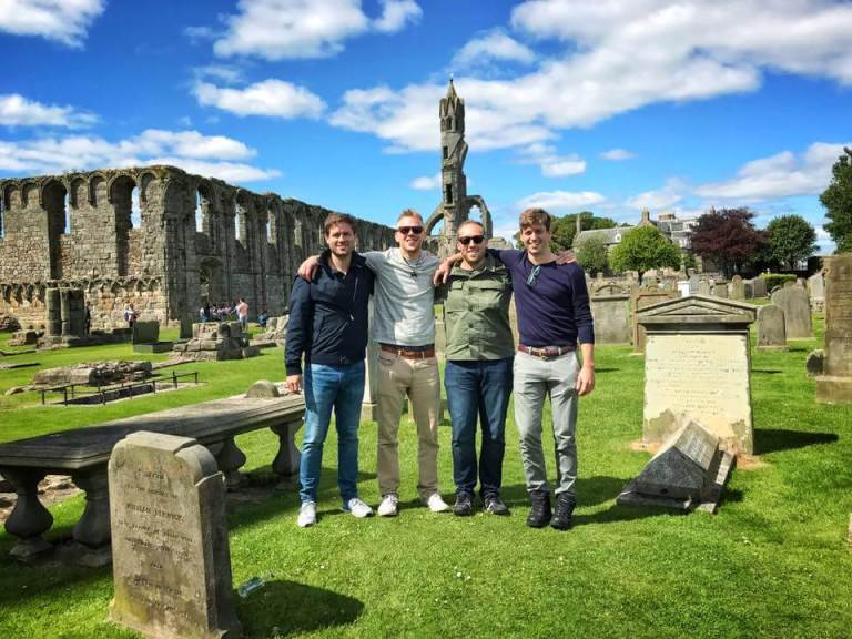 The Ultimate Guys Weekend in Scotland