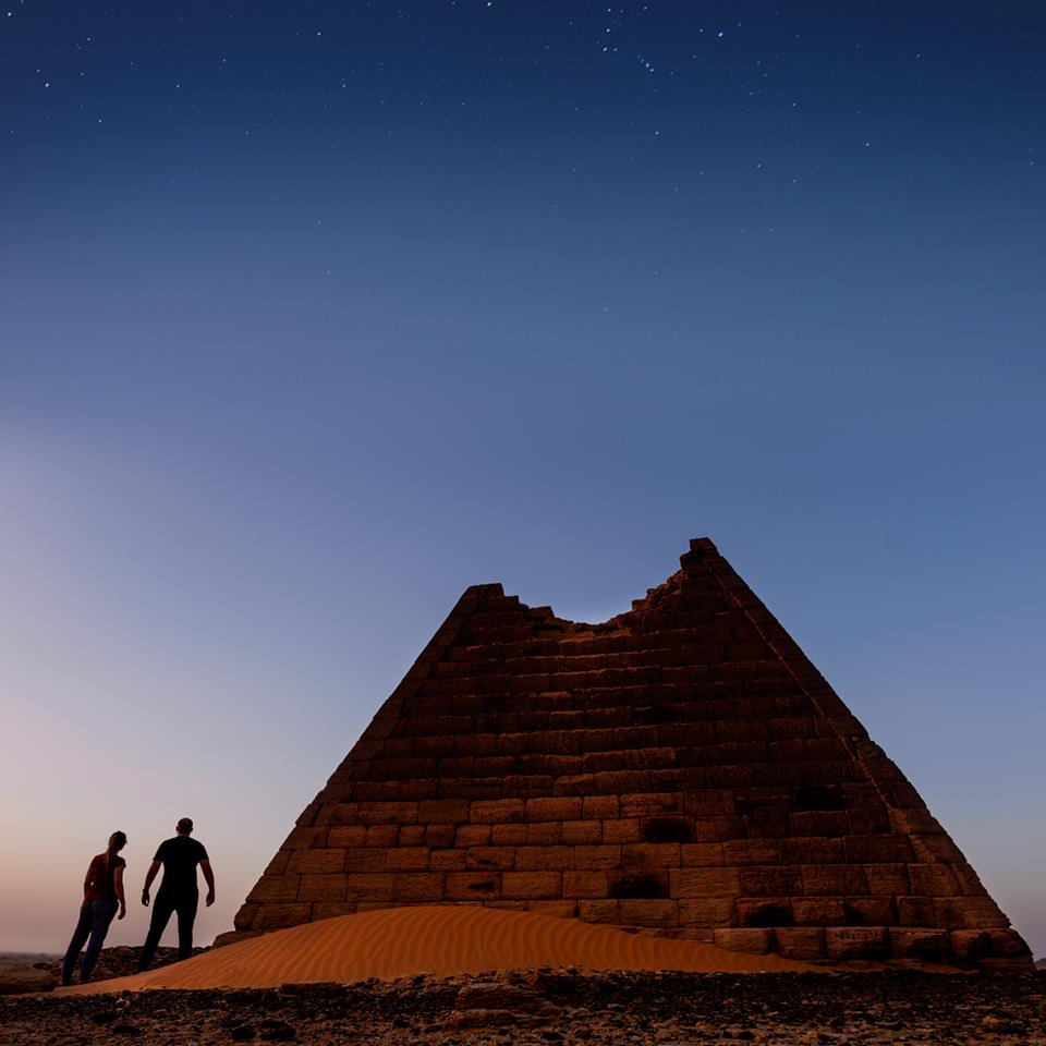 48 Hours in Sudan: Pyramids, Twirling Dervishes and UNESCO Temples