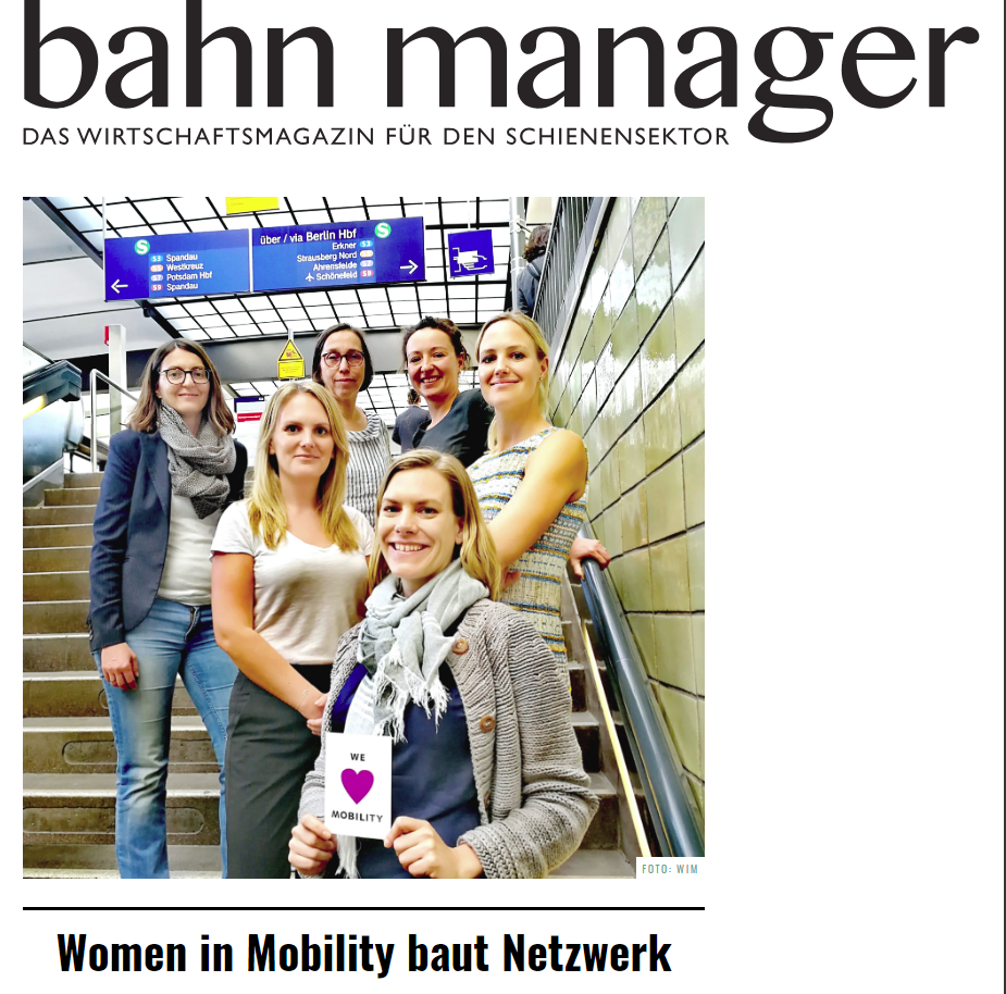 Bahn manager magazin - 31. Mai 2018