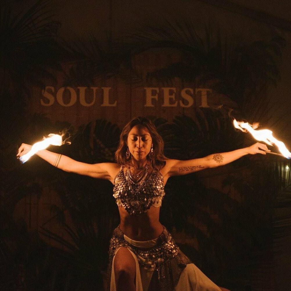 BELLA FUEGO - SYDNEY  Conscious Dance