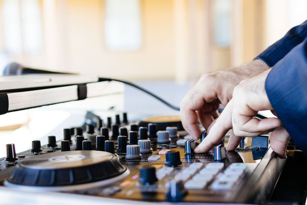 DJ Entertainment - Have Ben create the perfect atmosphere for your next corporate function or trade show. All day bookings welcome and travel is no problem.Include Ben's live acoustic performance and make your event stand out.