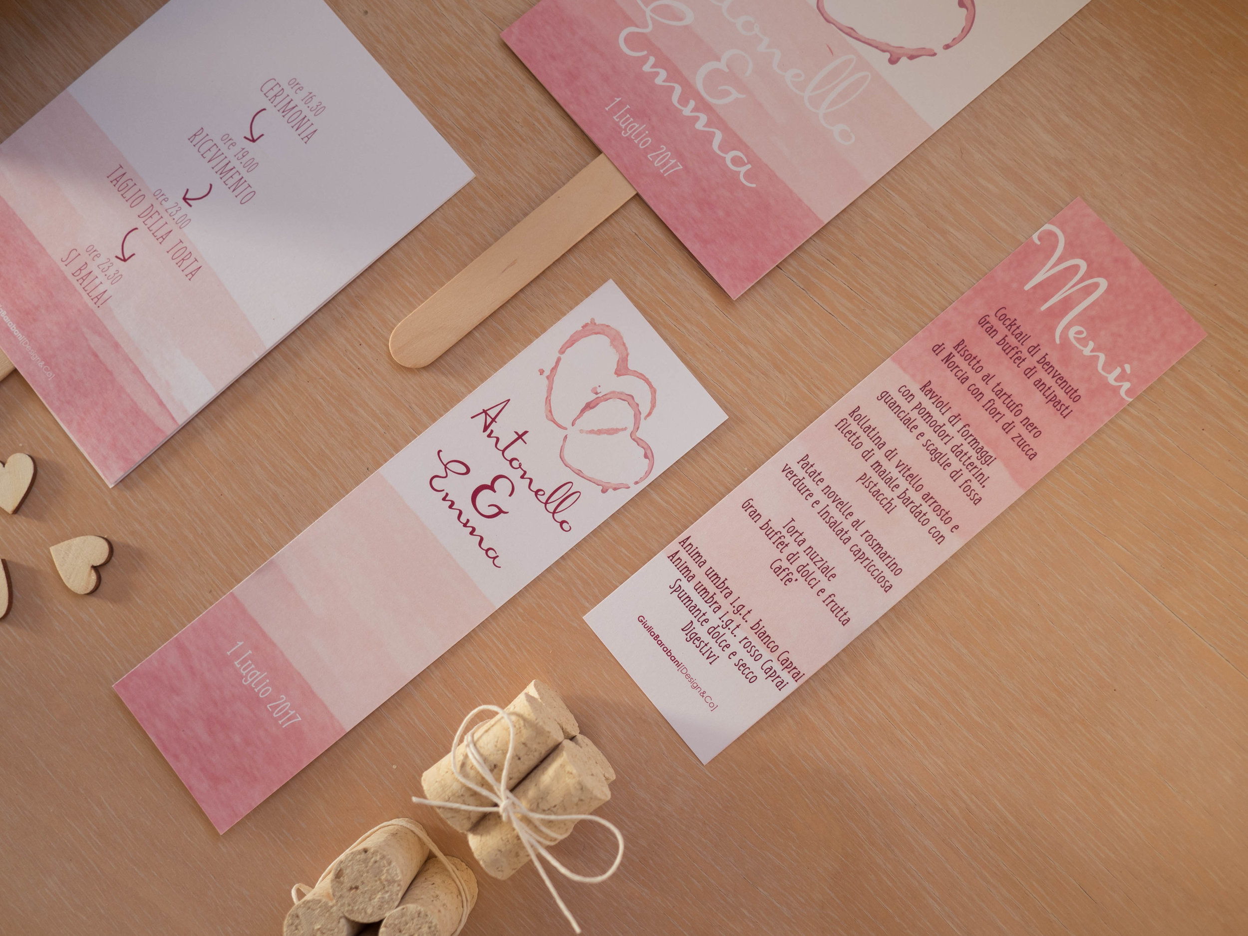 A+E wedding planning e design