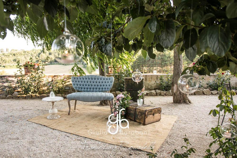 Salotto wedding Borgo Colognola