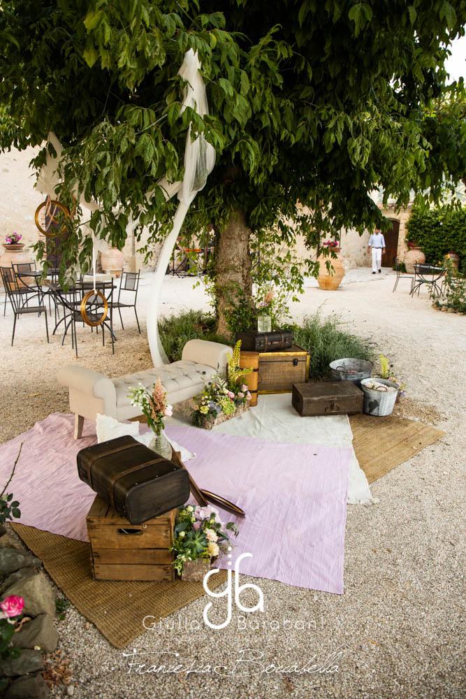 Photo booth salotto Borgo Colognola
