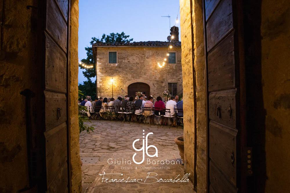 Borgo Colognola Notte