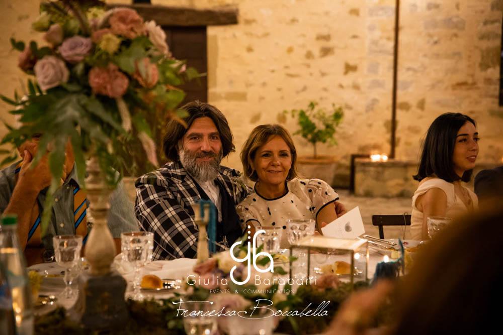 Tavolo Borgo Colognola Notte