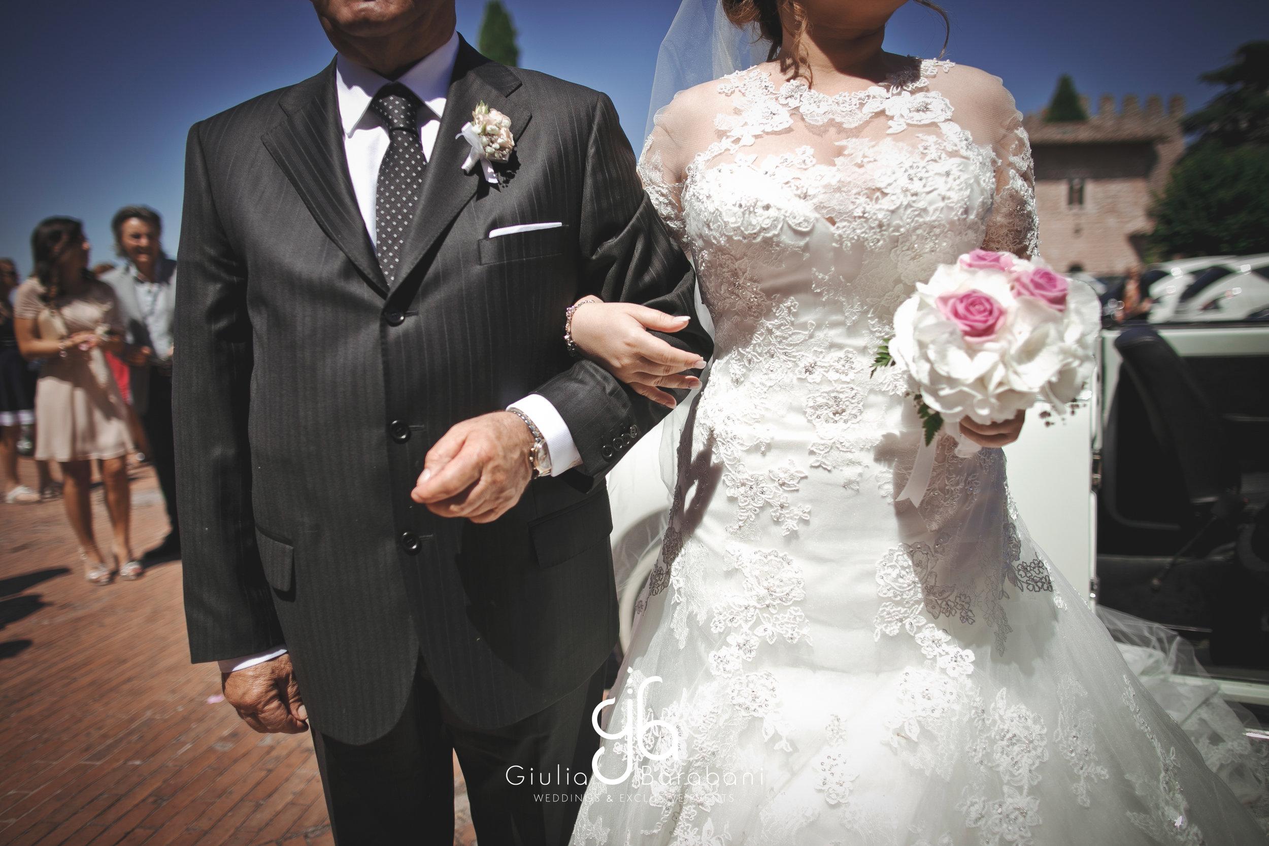 Wedding in  Assisi Umbria