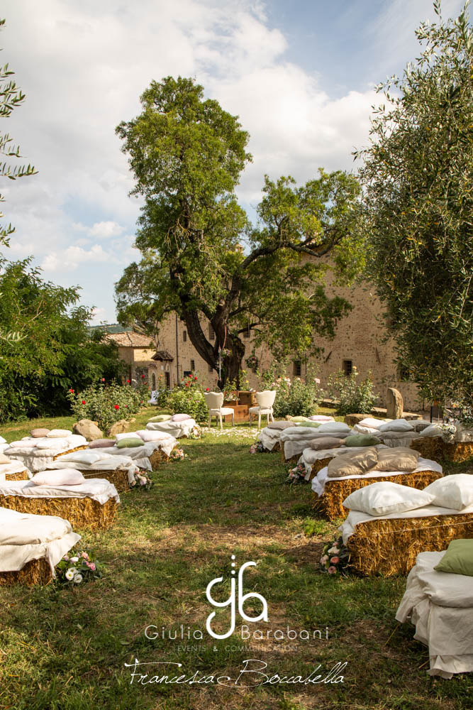 Cerimonia Wedding in Borgo Colognolaa
