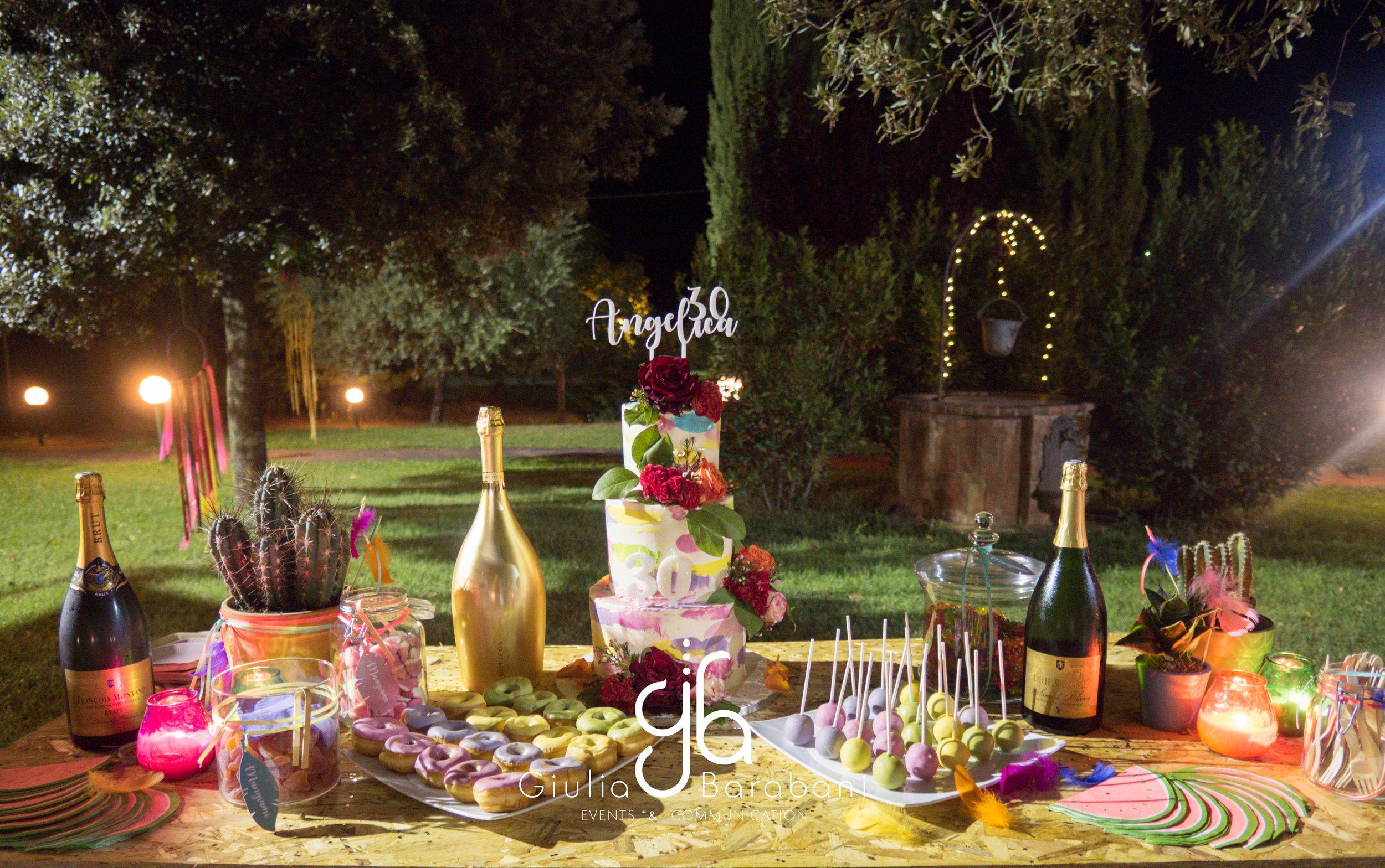 Coachella Party - Compleanno 30 anni