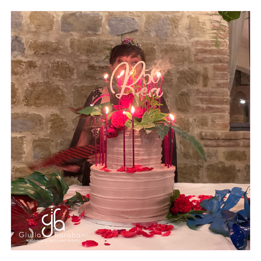 Tropical Chic Party - 50 compleanno