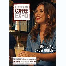 European Coffee Expo Show Guide   Laura@showtimemedia.com