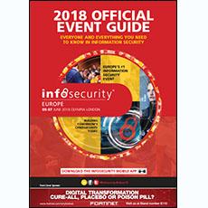 Infosecurity Catalogue 2018   Laura@showtimemedia.com