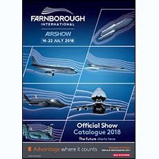 Farnborough International Airshow Catalogue 2018   Farnborough@Showtimemedia.com