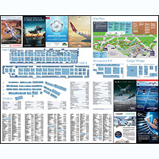Farnborough International Airshow Pocket Guide 2018   Farnborough@Showtimemedia.com