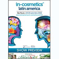in-cosmetics Latin America Preview 2018 - Portuguese & Spanish   in-cosmetics@showtimemedia.com