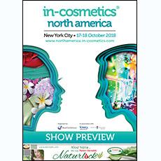 in-cosmetics North America Preview 2018   in-cosmetics@showtimemedia.com