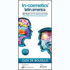 in-cosmetics Latin America Pocket Guide 2018 - Spanish   in-cosmetics@showtimemedia.com