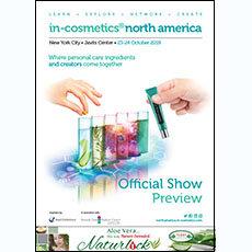 in-cosmetics North America Preview 2019   in-cosmetics@showtimemedia.com