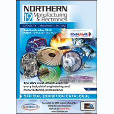Northern Manufacturing & Electronics Catalogue 2019   sales@showtimemedia.com