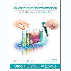 in-cosmetics North America Catalogue 2019   in-cosmetics@showtimemedia.com