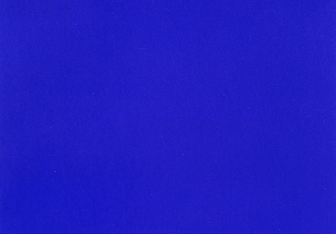 Ultramarine Blue Bristol Paint