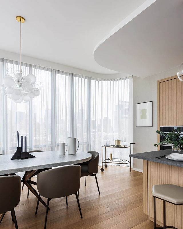 @565broomesoho Interiors by @marchandwhite Architecture by @renzopianofficial . . . . . #renzopiano #565broomesoho #architecture #curbed #interiordesign #interior #interiordecor #moderninterior #luxuryrealestate #luxuryhomes #newyorkcity #archilovers #designlovers #lowermanhattan