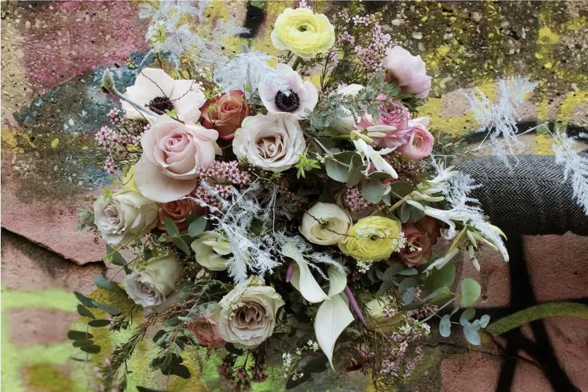Evening Standard Wedding Bouquet