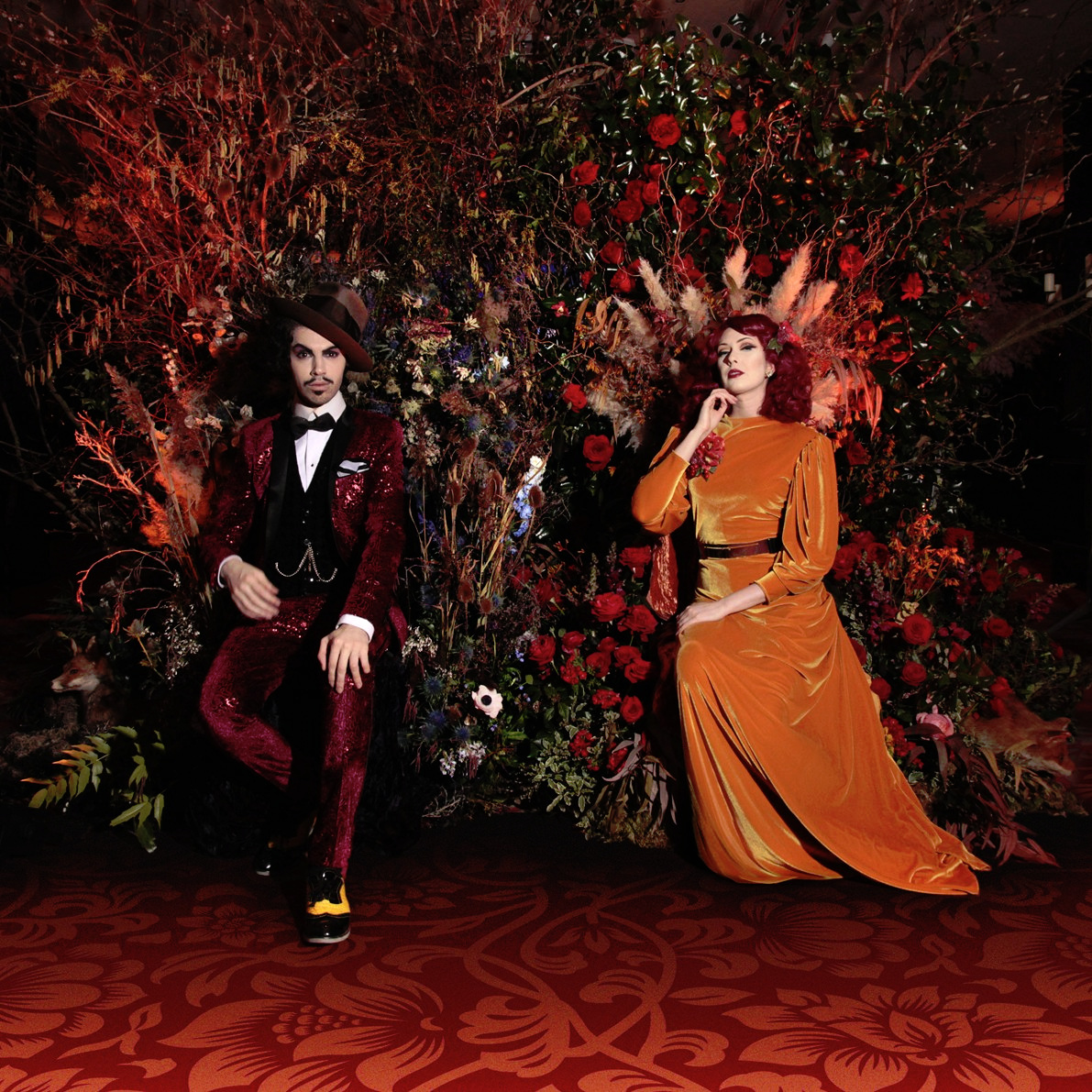 NEW Floral Thrones by Rebel Rebel - The Rousabouts Donmar Warehouse.jpg