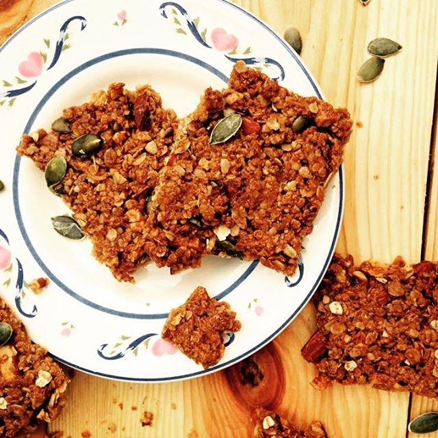 Cereals Bar Homemade