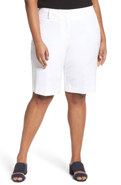 SEJOUR Bermuda Shorts from Nordstrom