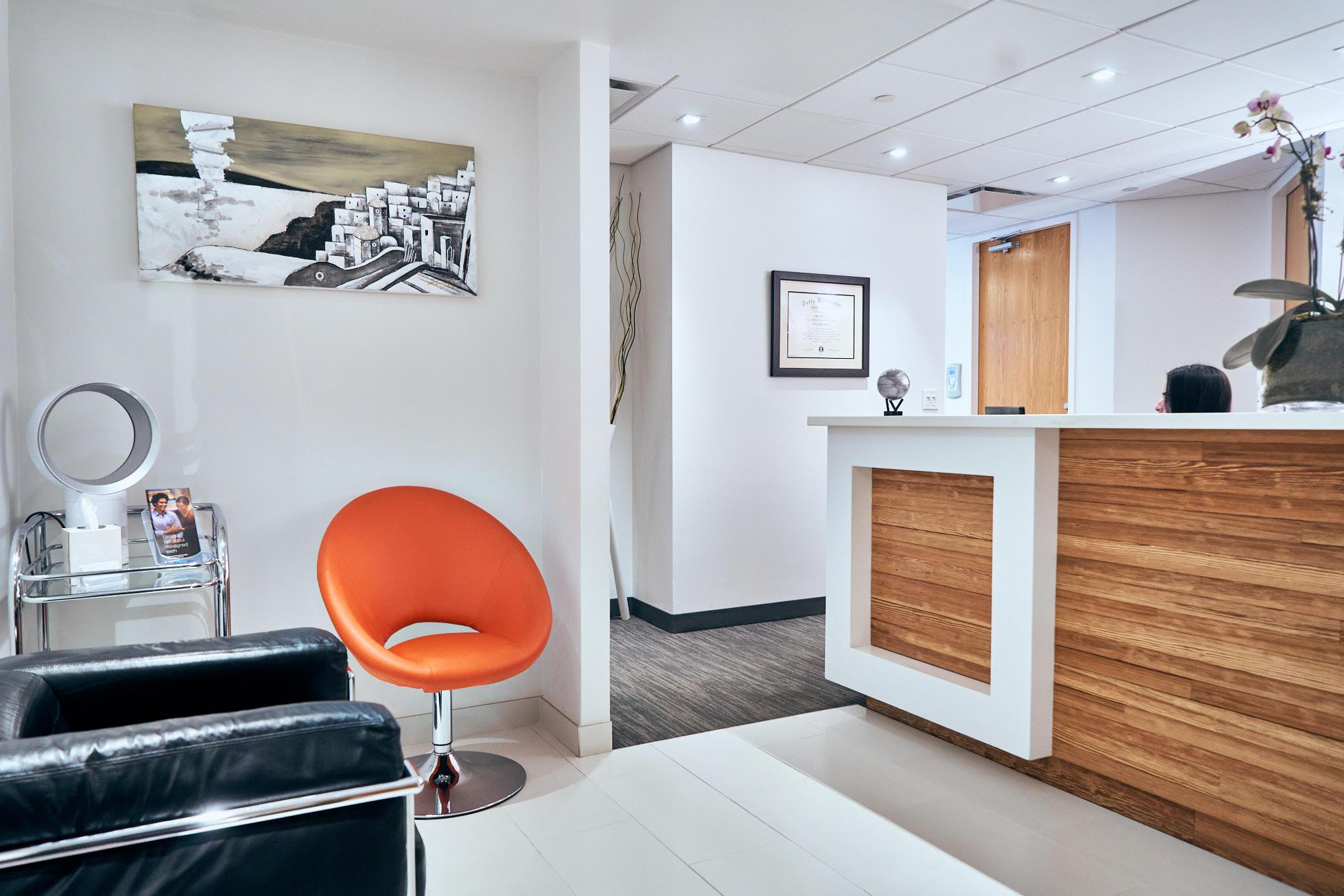 Boston Dental Design Front Desk