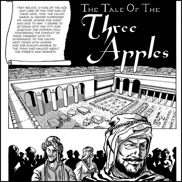 The Tale of the Three Apples (2016)