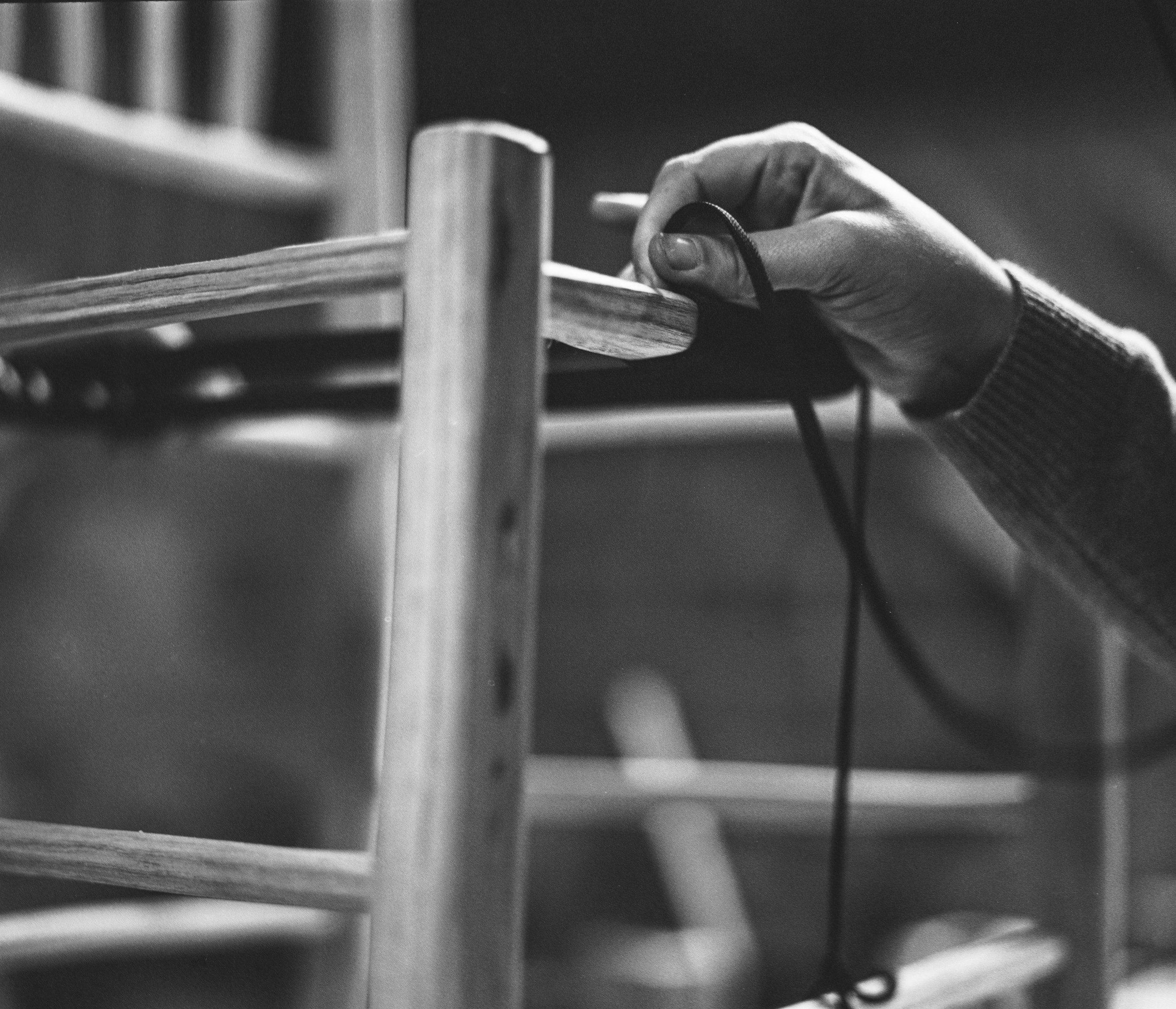 Weaving -
