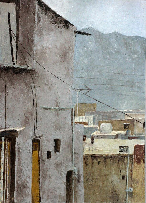 Gachsaran2, 70x100cm, huile sur Toile 2008.jpg
