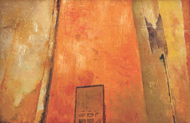 Zendan Eskandar,70x100cm, huile sur Carton 2008.png